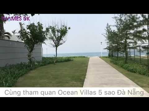 Khu nghỉ dưỡng Ocean Villas Resort 5 sao - Trại hè tiếng Anh Đà Nẵng - Thames UK 2018