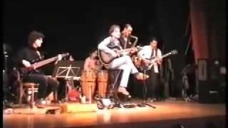Davide Camerin - Mistral (Live in Asolo TV)
