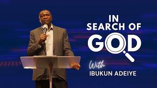 In Search of God   Ibukun Adeiye Restoration House Hamilton, RCCG Live Stream   May 23, 2021