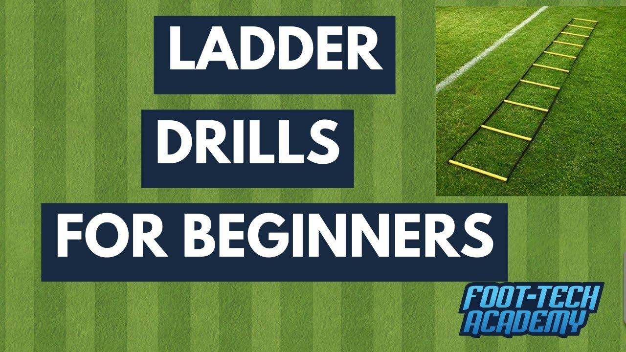 Beginner Ladder Drills