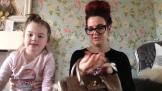 ac018289d20a Unboxing reveal of a new mulberry small Bayswater buckle bag in metallic  mushroom wow what a