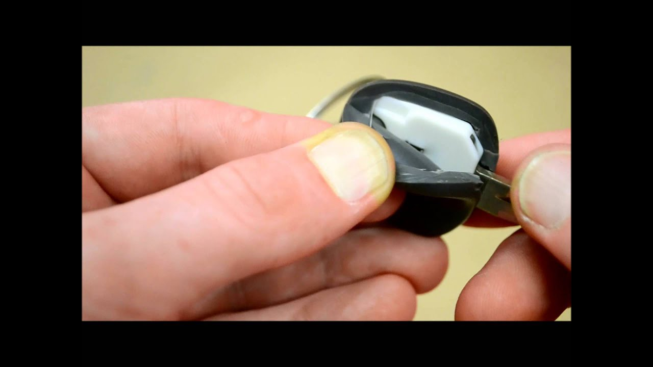 transponder chip key bypass how to for any car  [ 1280 x 720 Pixel ]
