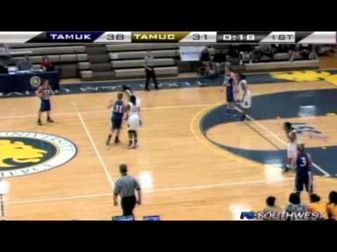Women's Basketball: Texas A&M-Kingsville @ Texas A&M-Commerce (Feb. 6, 2012)