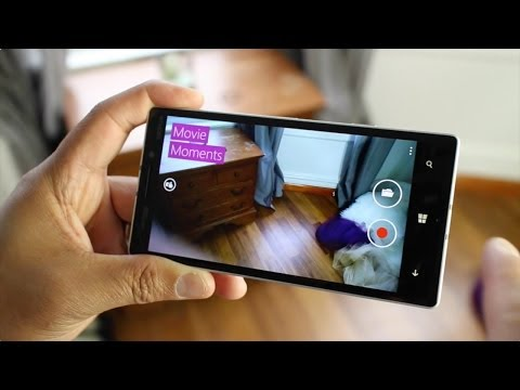 Hands on with Movie Moments for Windows Phone 8.1