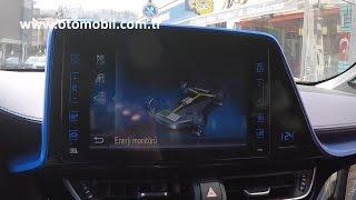 Toyota C-HR 1.8 Hibrit Yakıt Tüketimi Testi