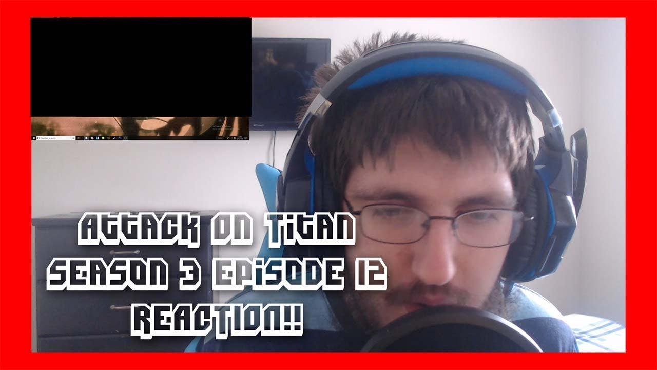 "Attack On Titan Season 3 Episode 12 ""Night of the Battle ..."