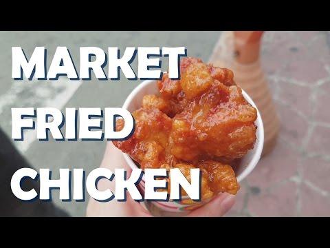 KOREAN FRIED CHICKEN - MARKET STREET FOOD