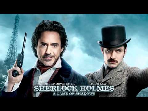 Sherlock Holmes: A Game of Shadows [OST] #4 - Chess [Full HD]