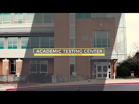 HCC's Academic Testing Center: A Guide for Students