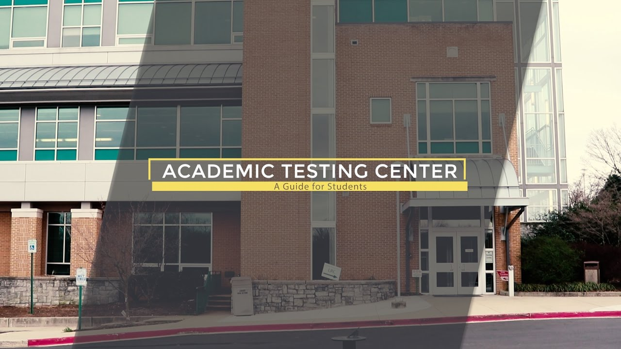 HCCs Academic Testing Center A Guide For Students