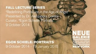 """""""Redefining Portraiture in the Age of Angst,"""" a lecture by Dr. Alessandra Comini"""