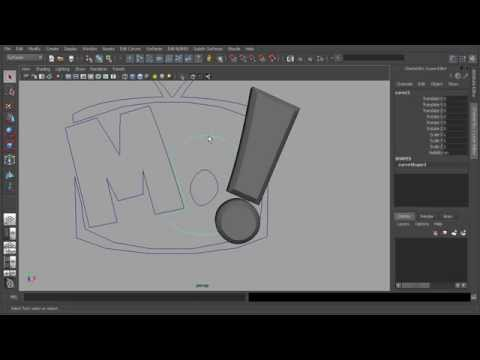 Ask DT: Maya - How to Import an Illustrator File into Maya
