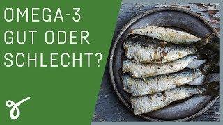 Sind Omega-3-Fettsäuren unwichtig? | Gerne Gesund mit Dr. Christina Steinbach