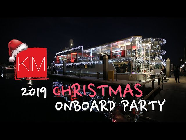 Kim Real Estate Christmas Onboard Party 2019 김원석 부동산 크리스마스 선상파티