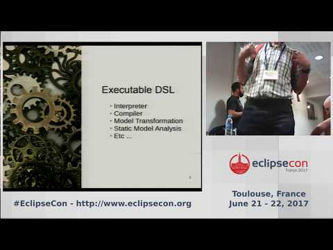 EcoreTools Next: Executable DSL made (more) accessible, by Cedric Brun