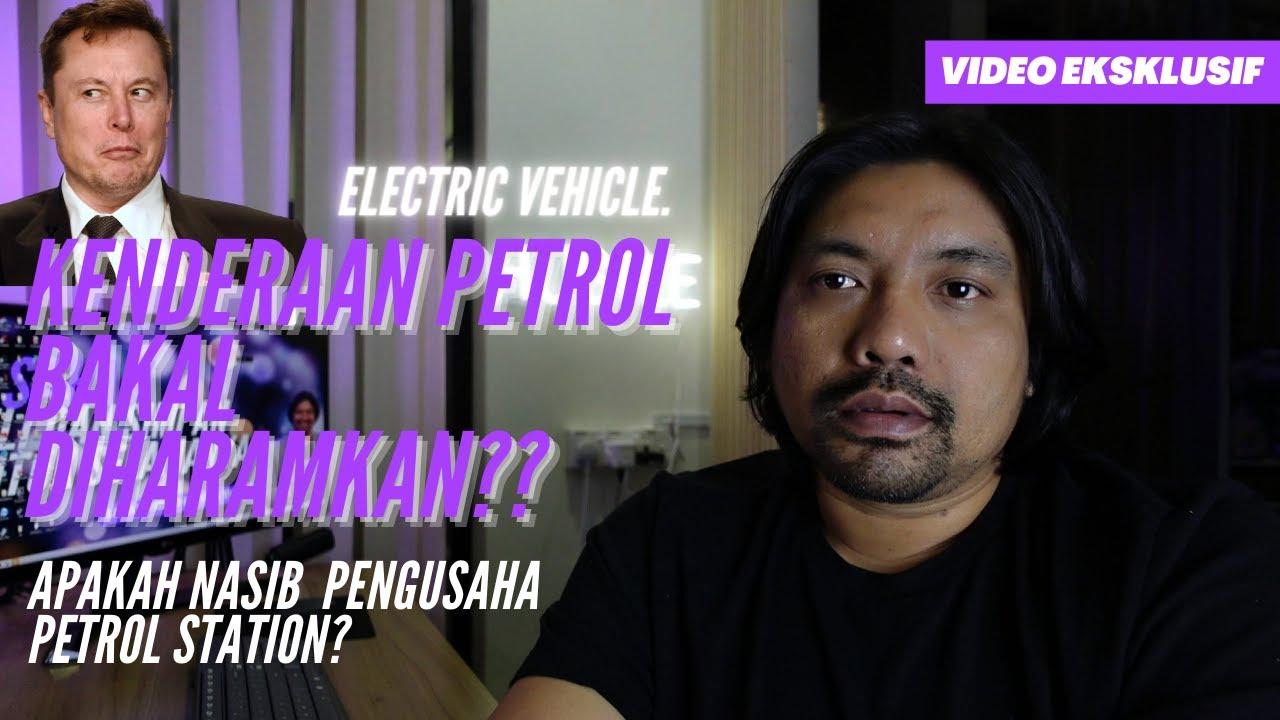 Kereta petrol akan diharamkan di Malaysia?