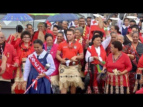 Mate Ma'a Tonga Parade - Tuimoala Lolohea