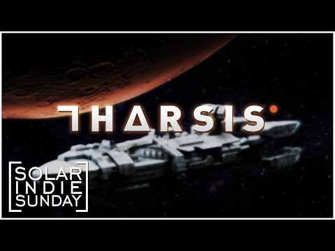 Solar Indie Sunday - Tharsis ...Micrometeoroid Strike!...