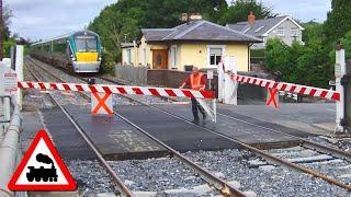 Level Crossing - Ashtown Station