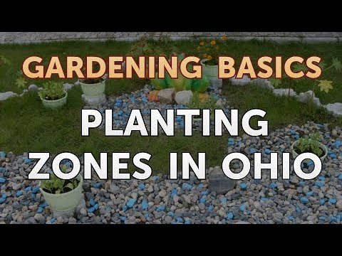 Planting Zones in Ohio