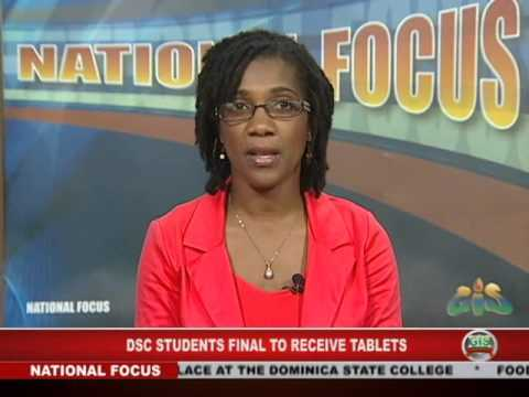 GIS Dominica, National Focus for October 23, 2015