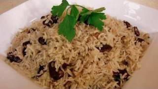 Haitian Rice With Red Beans Recipe - Cookingwithalia - Episode 92