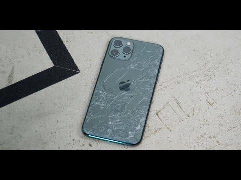 Убил Iphone 11 за 30 секунд!