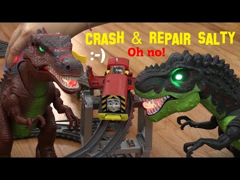 Hulyan's DRAGON and DINOSAUR Toys Unboxing and Playtime ...