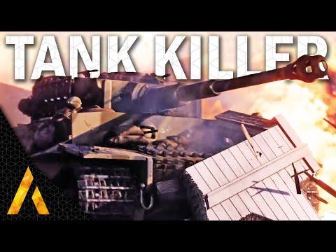 ULTIMATE TANK KILLER - HEAT - Battlefield 5 Tiger gameplay