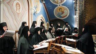 ПРЯМАЯ ТРАНСЛЯЦИЯ: Воскресное Богослужение - Торжество Православия - Всенощное бдение.