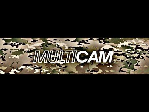 Камуфляж Multicam -  Мультикам и его производные
