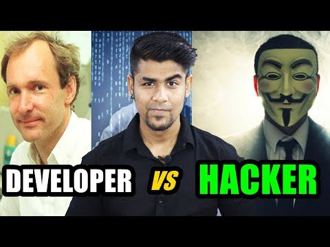 HACKER VS PROGRAMMER | Who is best ?  | Who Has More Knowledge ?