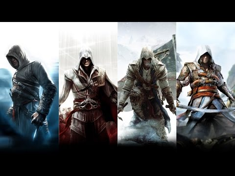 [Full Download] Assassin S Creed The Story Of Ezio Woodkid ...