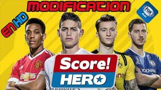 6kEpico Mod De Score Hero Un Mod Unico - 6k Gracias Gente Esto Es Para Todos Ustedes☺😱😱