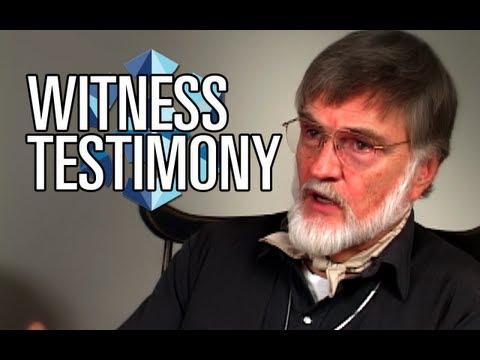 UFO Destroys Vandenberg Missile - Prof. Robert Jacobs Testifies