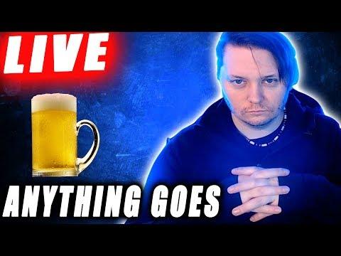 Anything Goes LIVE - E3 2017 - NJPW -  Gaming - KEEMSTAR blocked me again