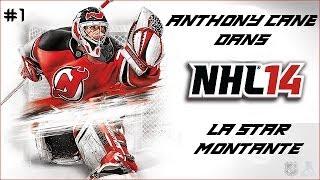 #1 Ma carrière NHL 14 | Premier match en OHL | PS3