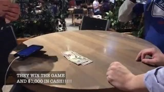 GAMESHOW THE GUYS WIN THE MONEY - OR DO THEY