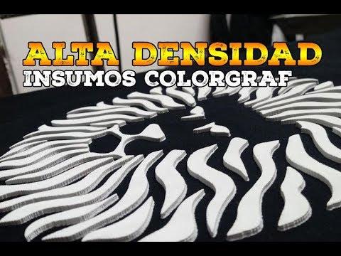 Técnica de High Density ColorGraf