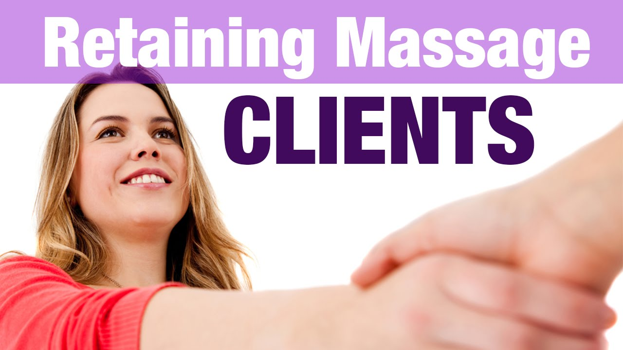 how to set up a massage business
