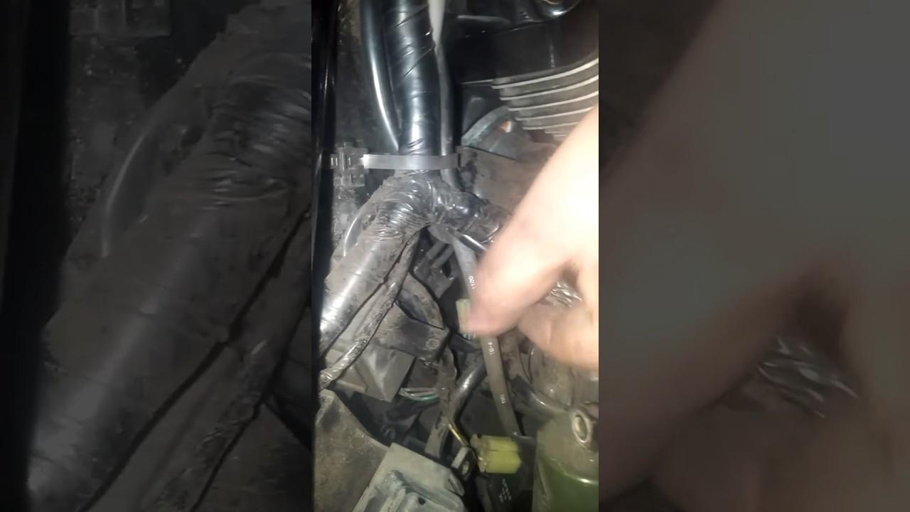 honda shadow 750 fuel pump [ 1280 x 720 Pixel ]