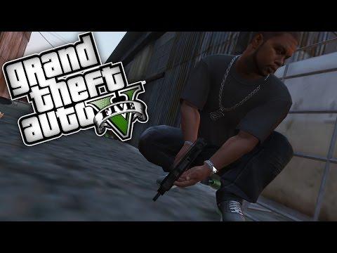 SAVING GERALD FROM THE VAGOS! - GTA 5 Thug Mod - Day 39
