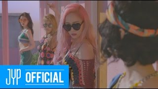 "Wonder Girls ""Why So Lonely"" Teaser Video"