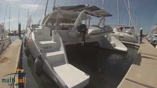2008 Waller 42 Sailing Catamaran - For sale -