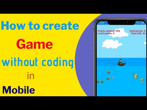 How To Create Game For Free Without Coding || Create Free App || Create App In Android