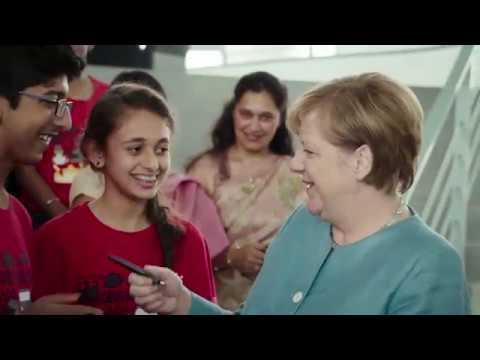''Start Up With German'' @ Goethe Institut Chennai Part 1