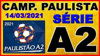 Serie a2 paulista