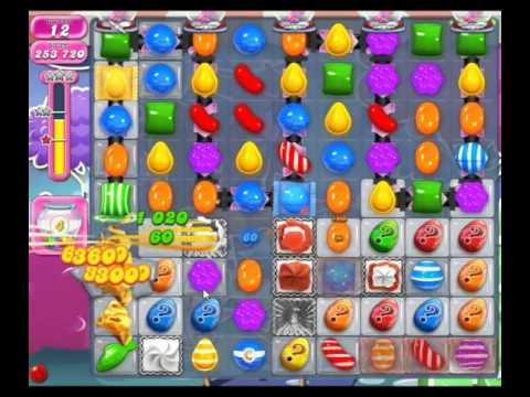 Candy Crush Saga Level 1246