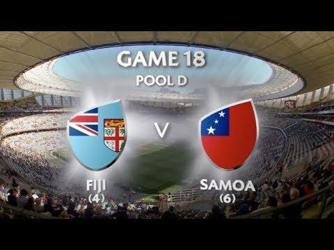 Samoa v Fiji