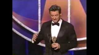 Hugh Jackman wins 2004 Tony Award for Best Actor in a Musical
